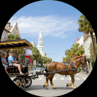historic charleston carriage tour